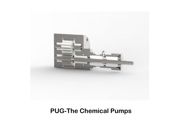 PUG - THE CHEMICAL PUMPS
