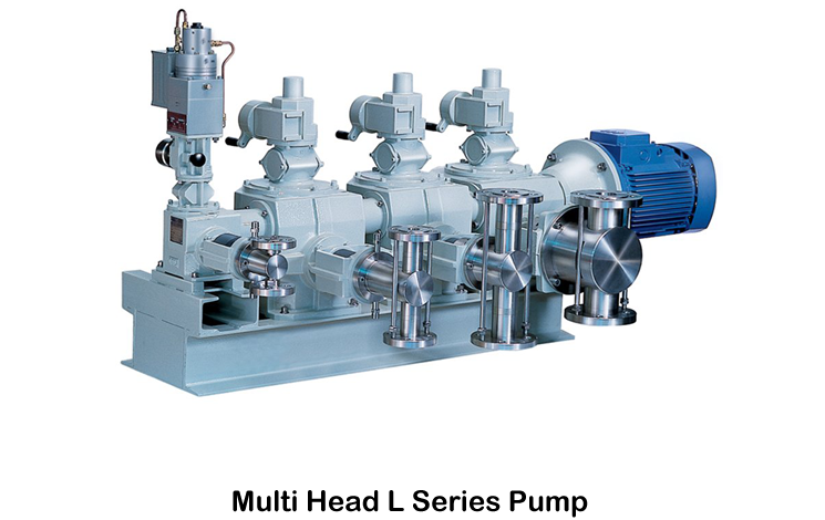 Multi Head L Series Pump